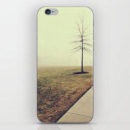 Bereft Fog iPhone Skin