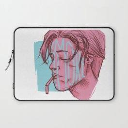 SMOKE Laptop Sleeve