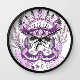 Obey Wall Clock