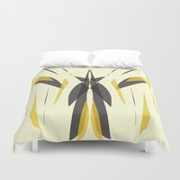 knight Duvet Covers featuring Knight by lillianhibiscus
