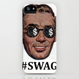 #SWAG iPhone Case