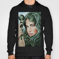 Warrior girl Hoody