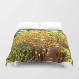 spring moss 2 Duvet Cover