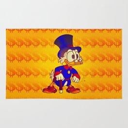 Uncle Scrooge - Ducktales Rug