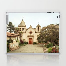 Carmel Mission Laptop & iPad Skin