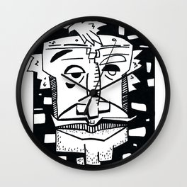 A Friend Wall Clock