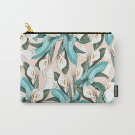 Floral Porn #society6 #lifestyle #buyart Carry-All Pouch