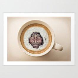 [#31] Buongiorno! Art Print