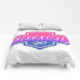 Identity Stamp: Bisexual Comforters