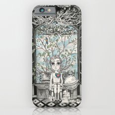 The Boy With An Apple Where His Heart Should Be iPhone 6s Slim Case