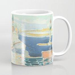 Venice The Giudecca by Henri-Edmond Cross 1903, French Coffee Mug
