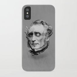 The Corrupted Man iPhone Case