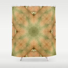 autumn colours abstract 6 Shower Curtain