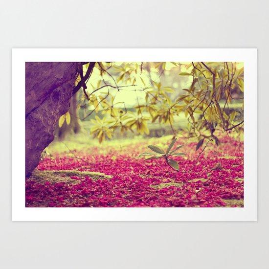 tree VIII Art Print