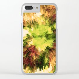Bright Autumn - Extend Clear iPhone Case