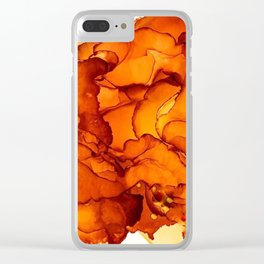 S U N D A Y Clear iPhone Case