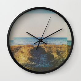 Fractions a01 Wall Clock