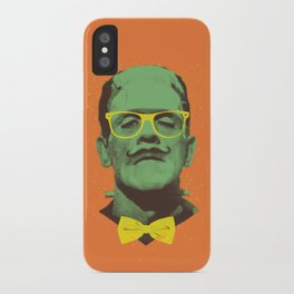 Mr Frank iPhone Case