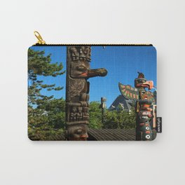 Beacon Hill Park Totem Carry-All Pouch
