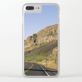 The Road Clear iPhone Case