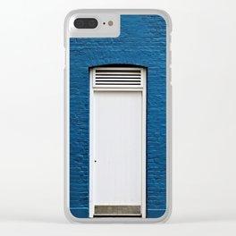 The Door Clear iPhone Case