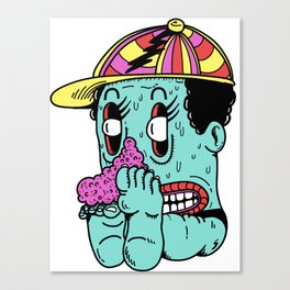 Nariga Canvas Print