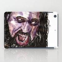 hercules iPad Cases featuring Hercules / Dwayne Johnson The rock by Siriusreno