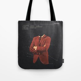 Manhood Tote Bag