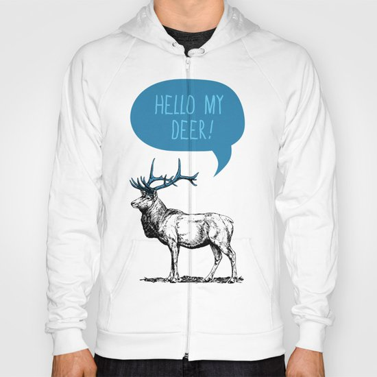 Hello My Deer! Hoody