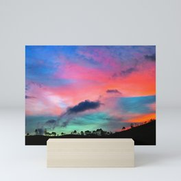 Landscape Photography by Jaime Serrano Mini Art Print