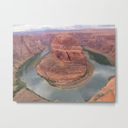 Horse Shoe Bend Metal Print
