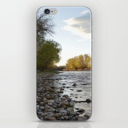 River Run iPhone Skin