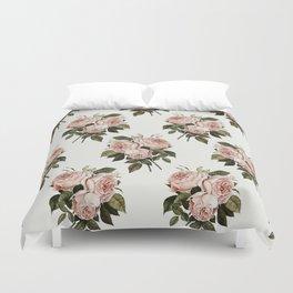 Three English Roses Duvet Cover
