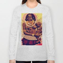 Uwar jarumi Long Sleeve T-shirt