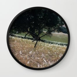 California Live Oak Wall Clock