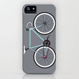 Classic Road Bike iPhone Case