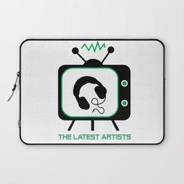 The Latest Artists Laptop Sleeve