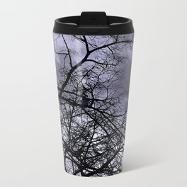 Purple Escape Travel Mug