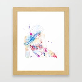 Jewel Fish Framed Art Print