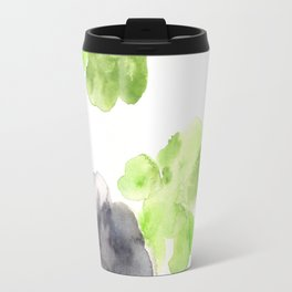 170714 Abstract Watercolour Play 14 Travel Mug
