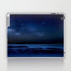 Dark Night California Coastal Waters Laptop & iPad Skin