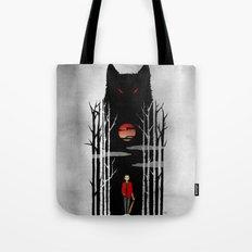 Stiles und der boese Wolf. Tote Bag