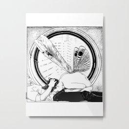 asc 451 - L'amante avide (Hungry mistress) Metal Print