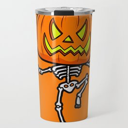 Pumpketon is coming for you Travel Mug