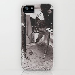 ALL YOUR BASS iPhone Case