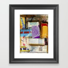 Ride#1 Framed Art Print