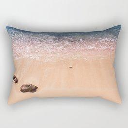 Rocky Cayman Islands Rectangular Pillow