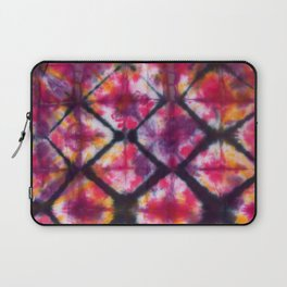 Stained Glass Shibori #5 Laptop Sleeve