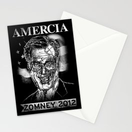 Zomney for Amercia Stationery Cards