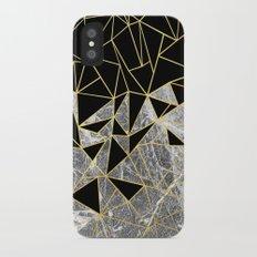 Marble Ab Slim Case iPhone X